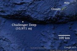 challenger deepWEB250